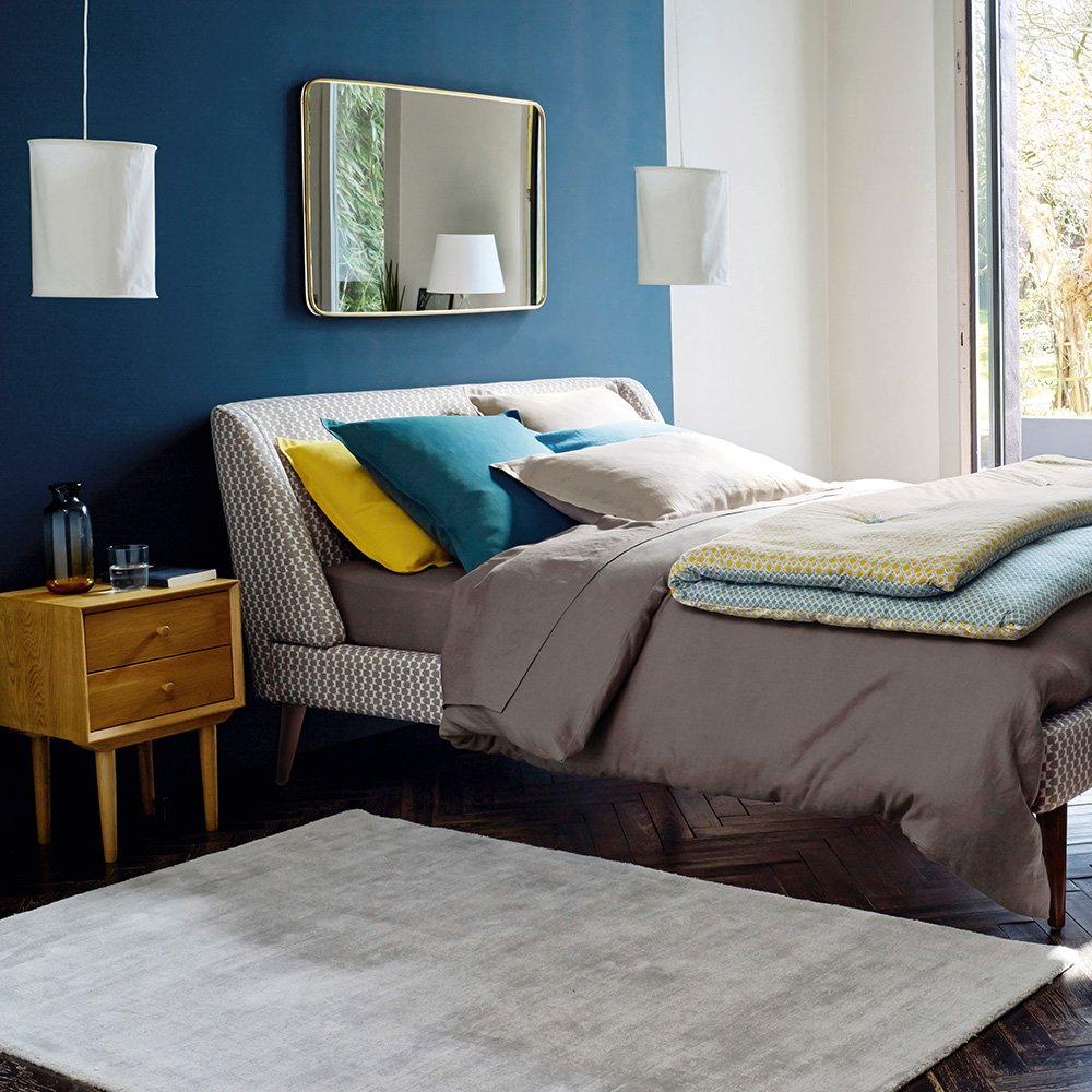 6 ides pour dcorer le dessus de sa tte de lit  Marie Claire