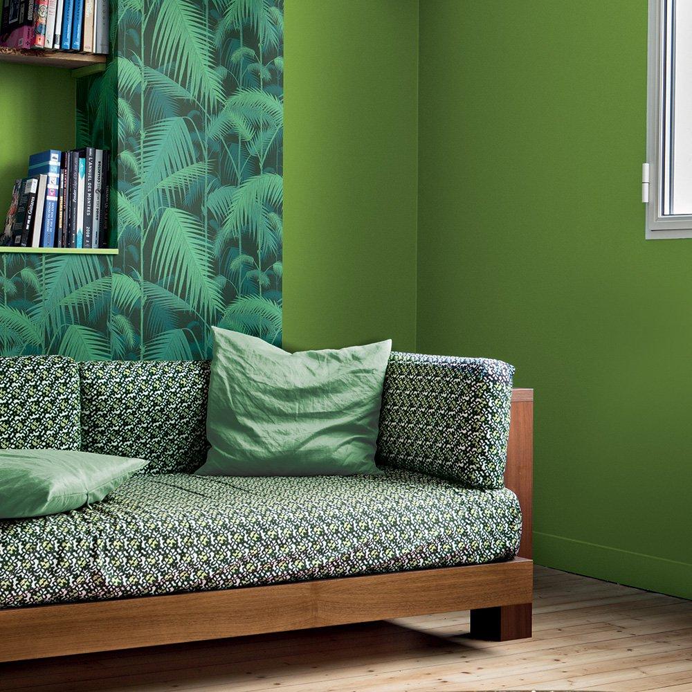 7 nuances de vert pour habiller nos murs  Marie Claire