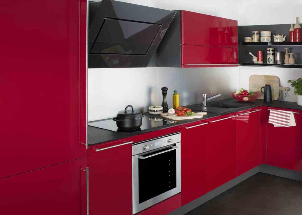 Cuisine Rouge 10 Bonnes Raisons De Craquer Marie Claire