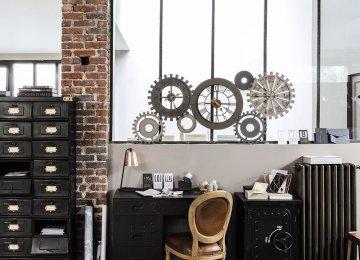 Tapis Pour Salon Style Industriel | 1001 Astuces Et Idées Pour ...