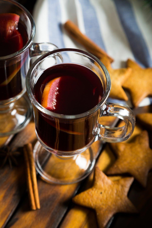 Vin Chaud Sans Alcool : chaud, alcool, Recette, Chaud, Alcool, Marie, Claire