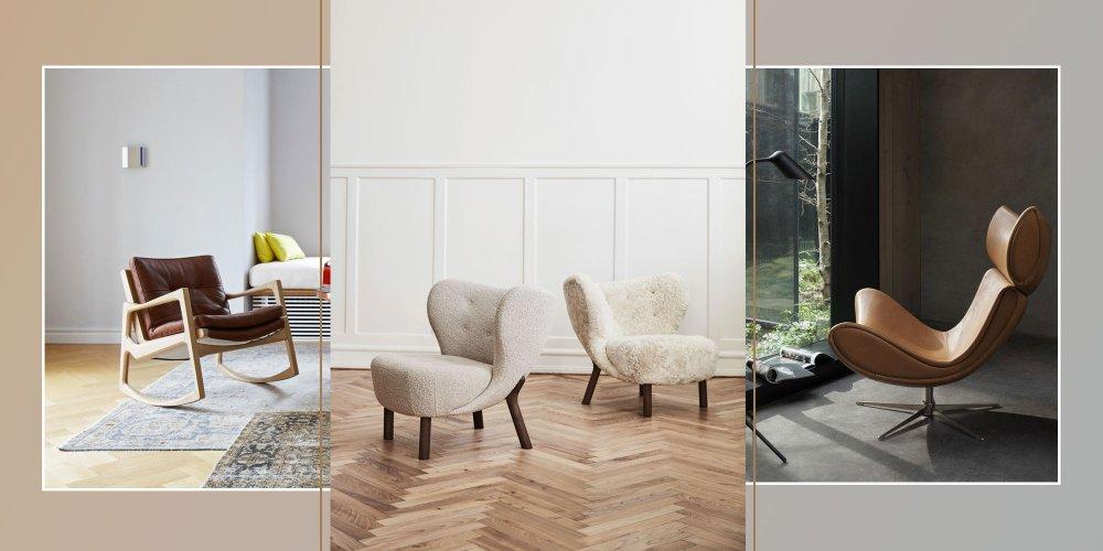 fauteuil design notre selection