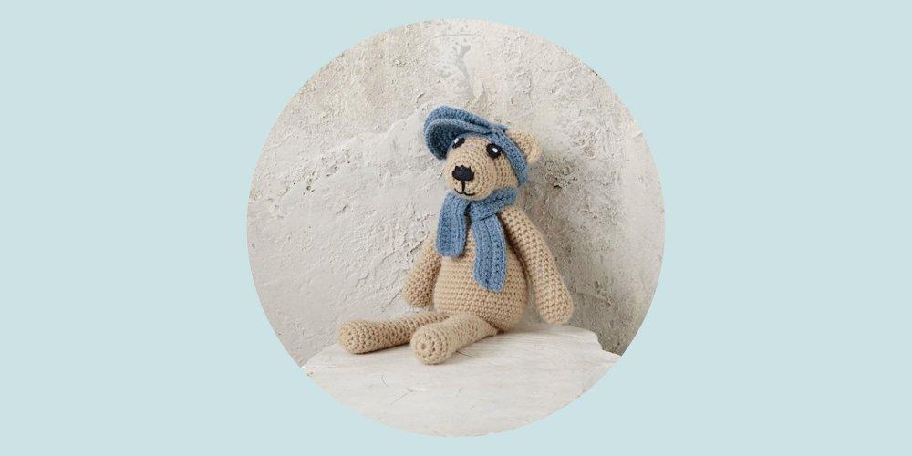 amigurumi un doudou en crochet