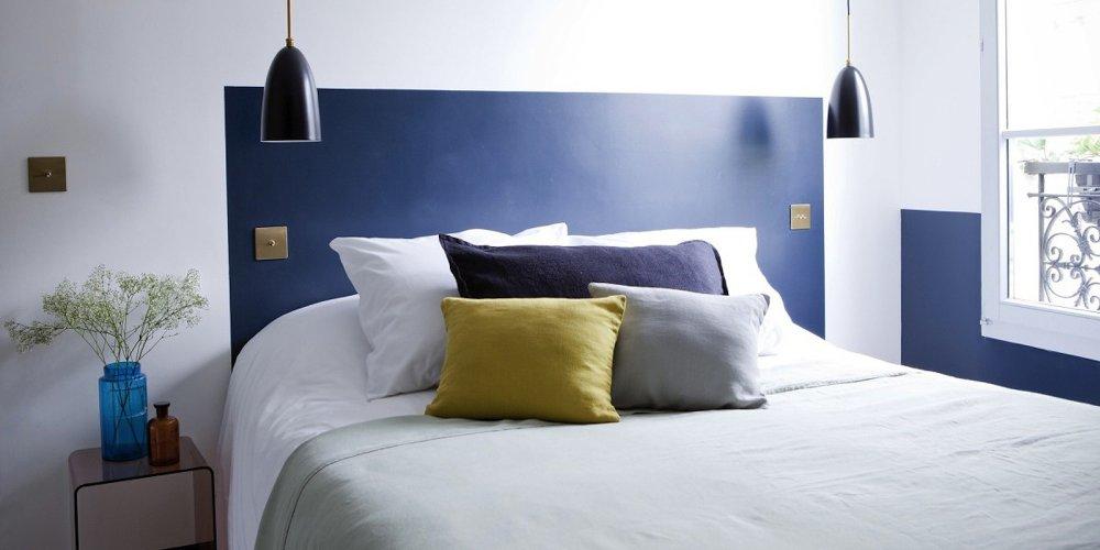 pour transformer la decoration de votre chambre ne negligez pas le role de votre lit et notamment de la tete de lit on vous propose de 10 diy pour