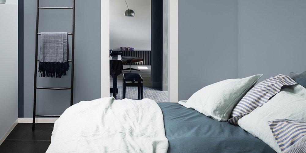 Couleur dans une chambre  nos plus beaux exemples  Marie Claire