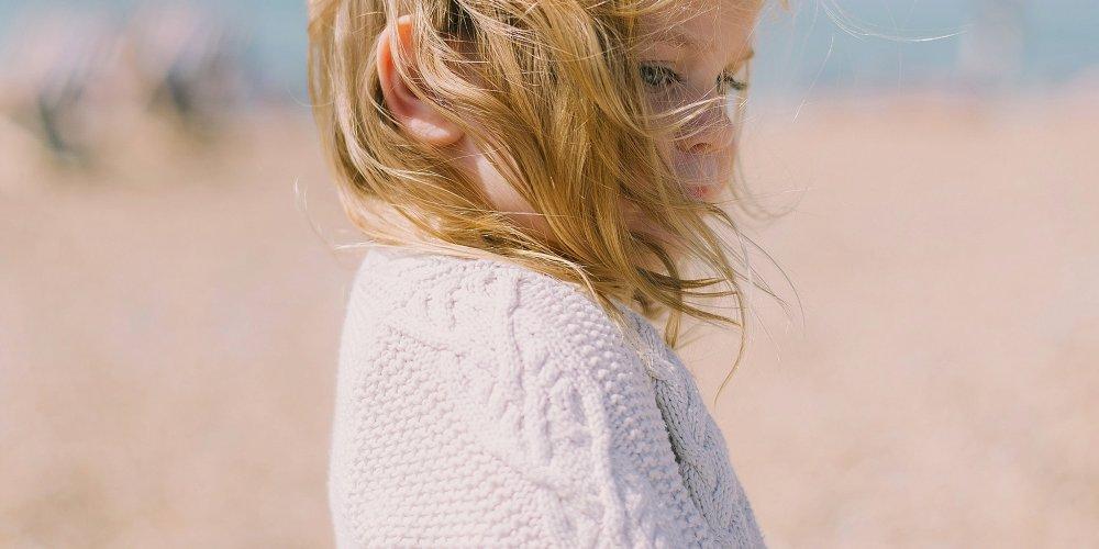 Tricoter un pull pour enfant  Marie Claire