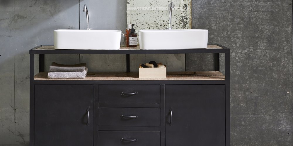 Bien Choisir Un Meuble Vasque Pour La Salle De Bains Marie