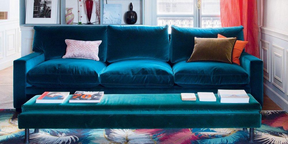 marier les couleurs des meubles et de