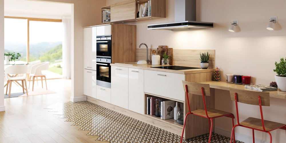 cuisine design ilot central