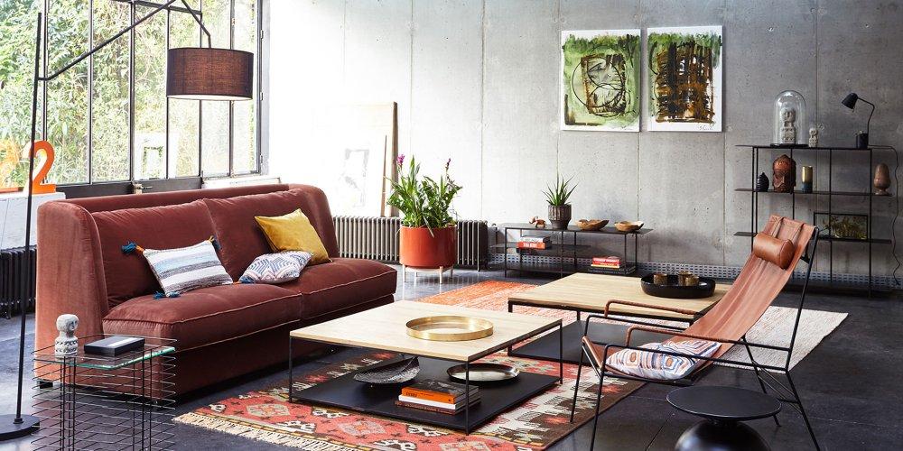 Choisir la meilleure couleur pour son salon  notre mthode imparable  Marie Claire