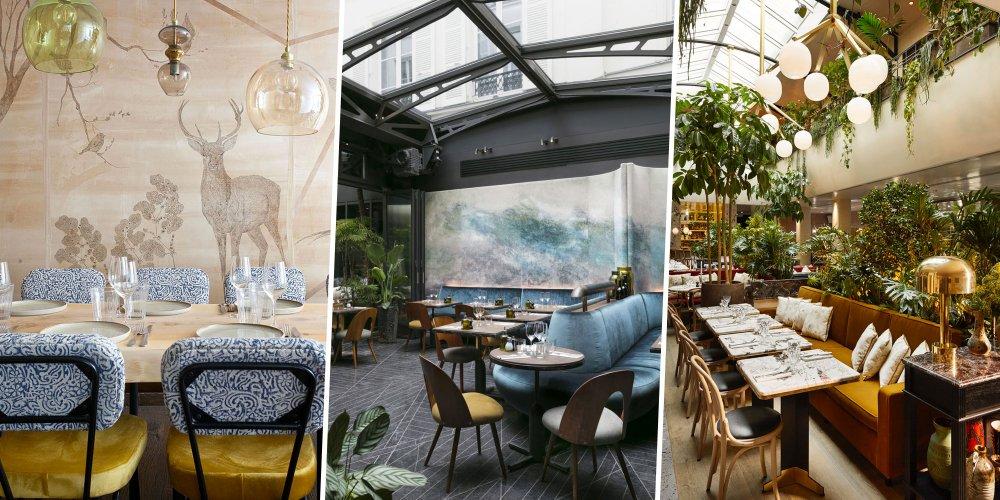 10 bonnes ides dco  piquer aux restaurants  Marie Claire