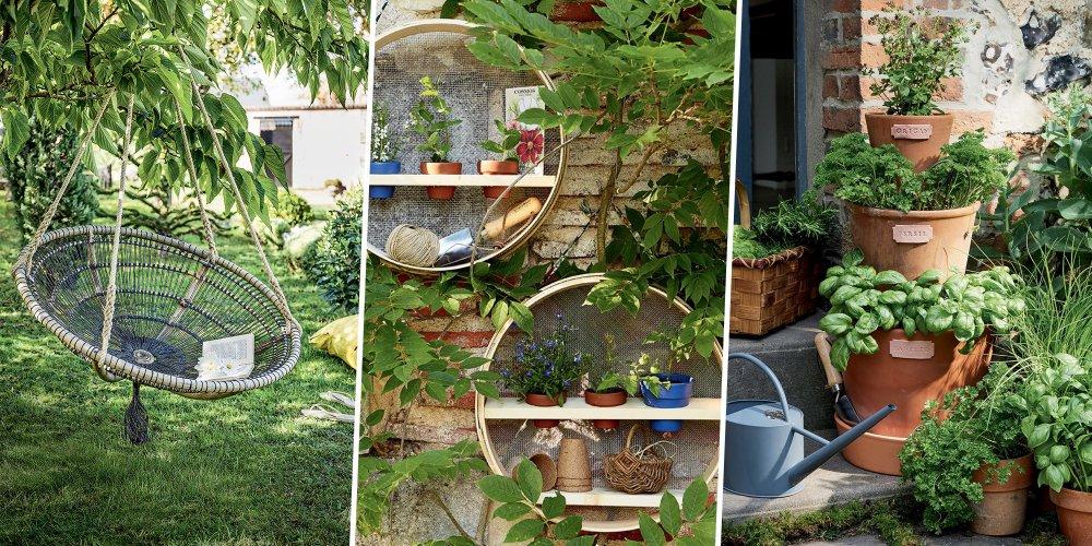 amnagement extrieur jardin potager  Marie Claire