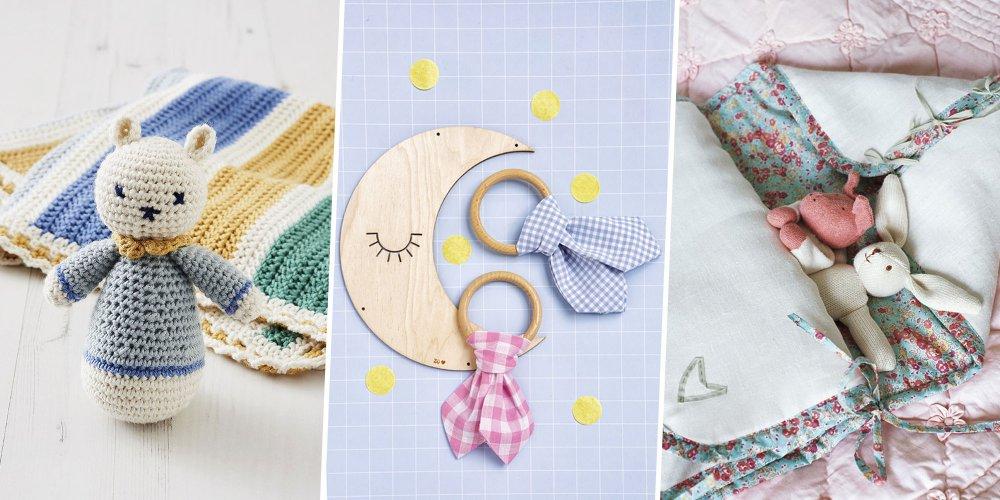 Cadeaux De Naissance Faire Part Baby Shower Doudou
