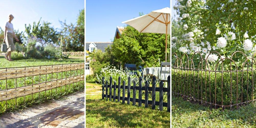 10 DIY Pour Construire Une Barrire De Jardin Marie Claire