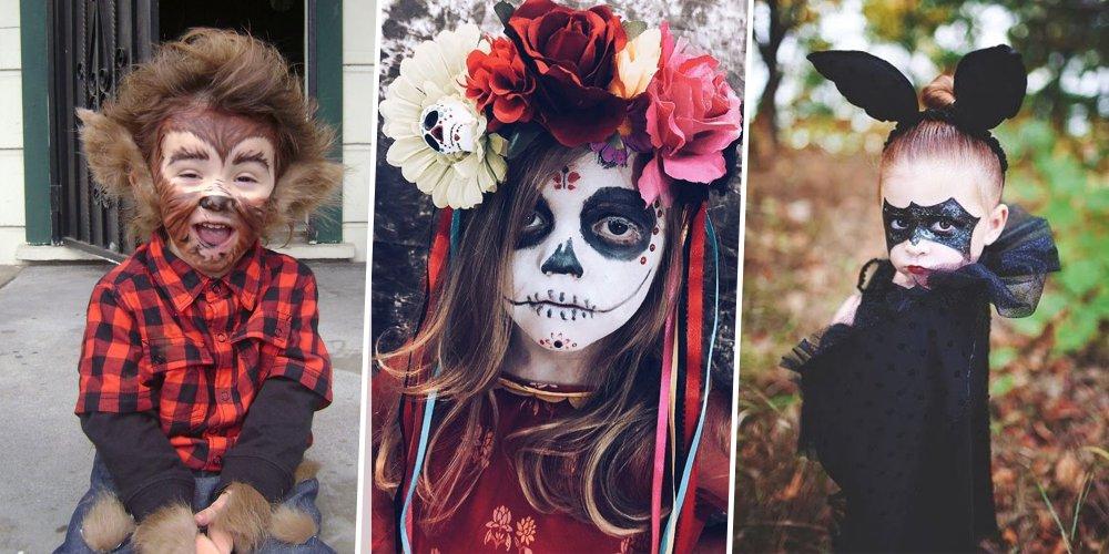 idees de maquillage halloween faciles