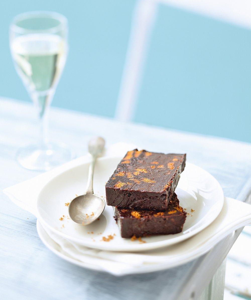 marquise chocolat speculoos