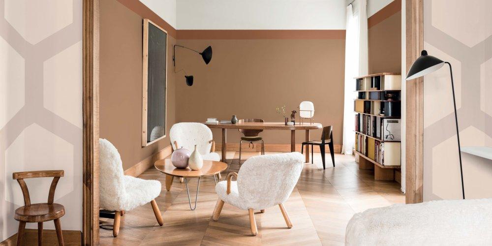 Tendance couleur 2019  7 teintes  adopter pour ses murs  Marie Claire