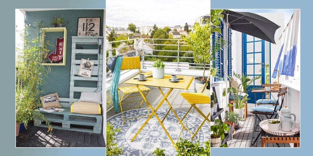 couleur balcon 10 inspirations pour