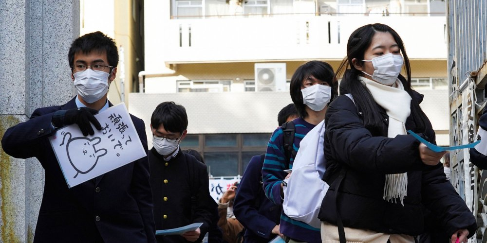 Coronavirus : Au Japon, une femme contaminée pour la seconde fois ...