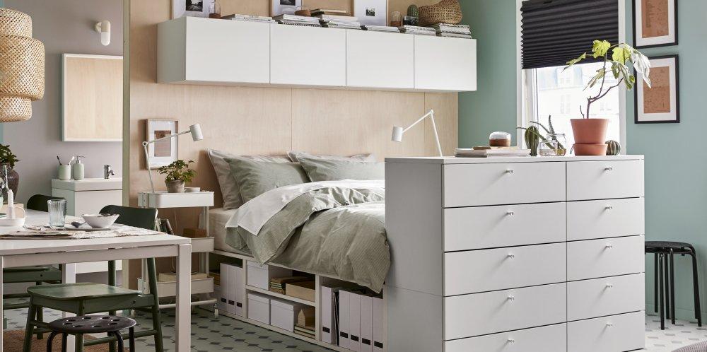 optimiser l espace sous le lit