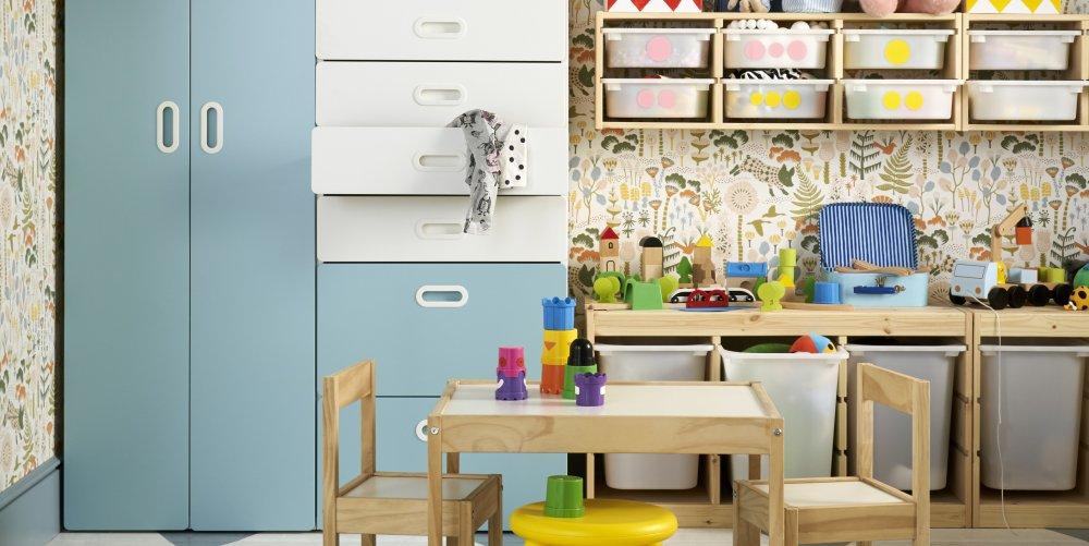 comment ranger une chambre d enfant