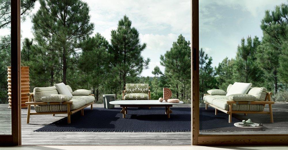 15 salons de jardin en bois pour un