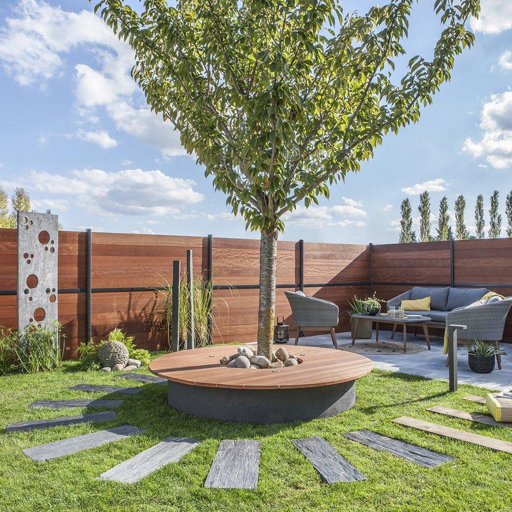 Petit Jardin Japonais Chez Soi | Jardin Du Monde 3 Le Jardin ...