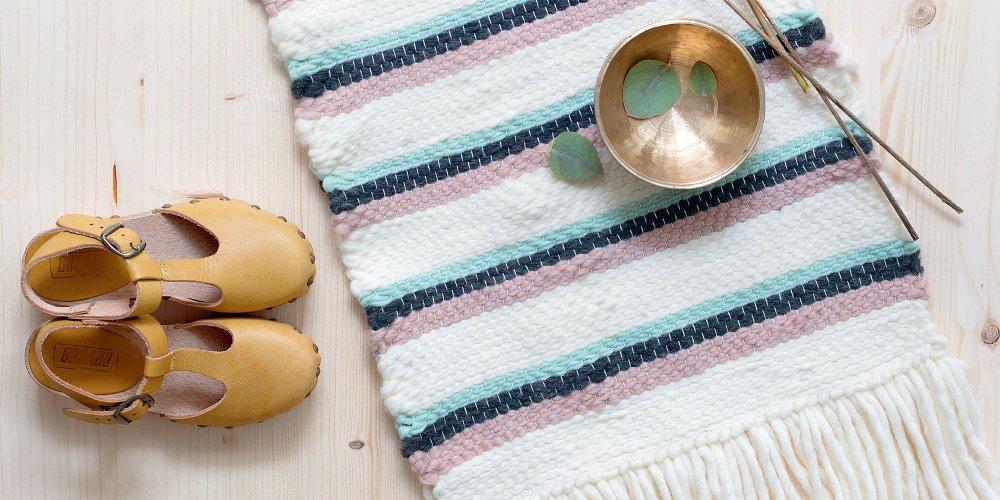 tissage tapis comment le faire soi