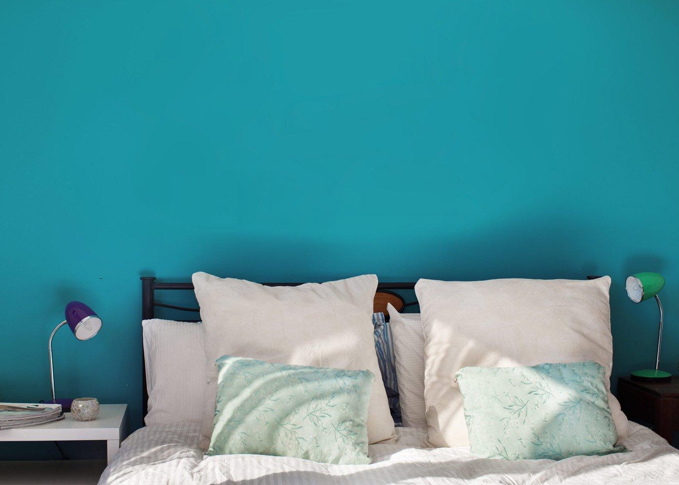 Zoom sur le bleu couleur intemporelle et raffine  Marie Claire