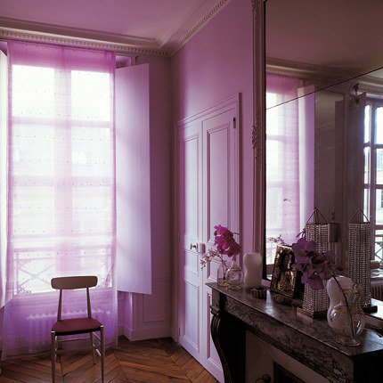 Succombez au violet   Marie Claire