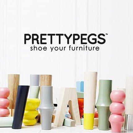 Customisez vos meubles Ikea avec les pieds Pretty Pegs  Marie Claire