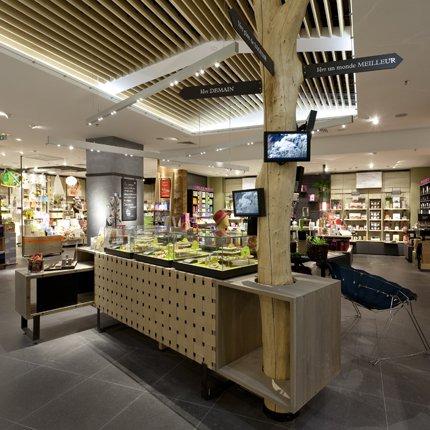 Une nouvelle boutique Nature  Dcouvertes  Paris   Marie Claire