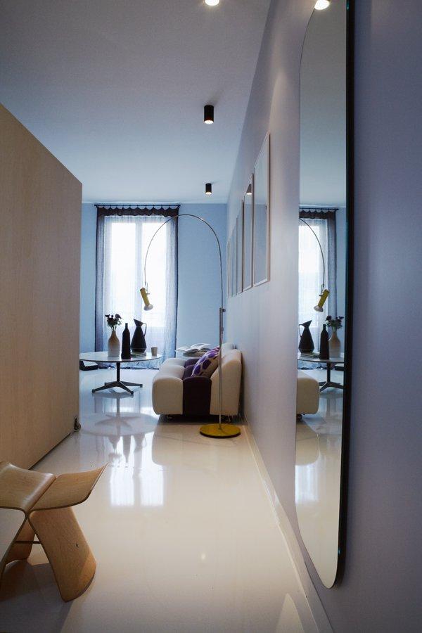 Un appartement de 30 m2 rnov en une petite suite de luxe  Marie Claire