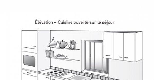 Cuisine Lineaire 3 Metres