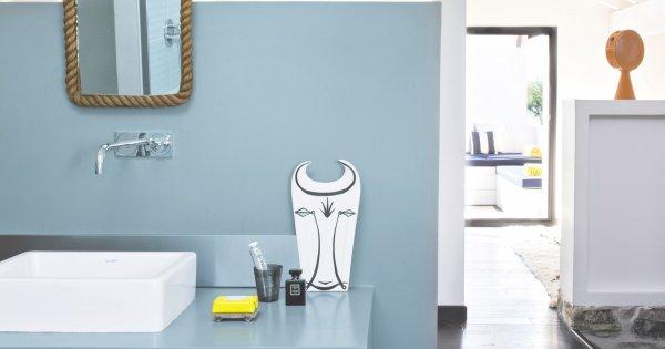 salle de bains bleue toutes nos