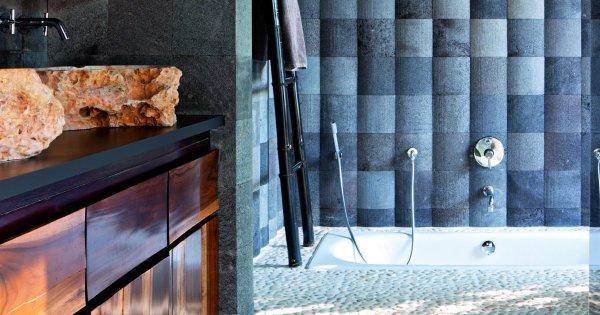 salle de bains exotique notre dossier
