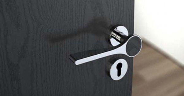 changer poignee de porte marie claire