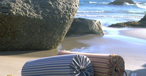 matelas de plage et votre chilienne