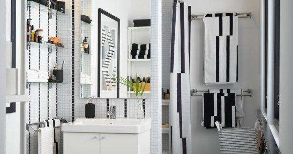 Petites Salles De Bains Ikea 6 Inspirations Qui Ont Tout Bon Marie Claire