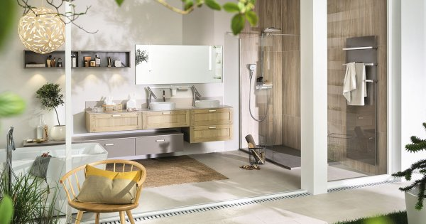 Salle De Bains Style Scandinave Toutes Nos Inspirations Marie Claire