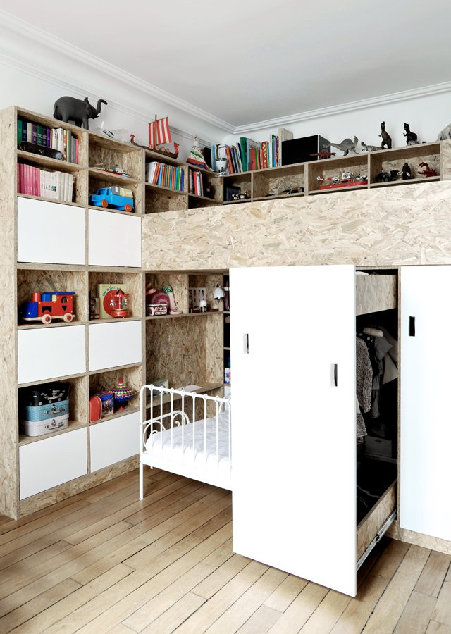 une chambre d enfant est souvent reputee pour etre desordonnee surchargee ou trop petite pour ranger tous les jouets et les affaires du quotidien