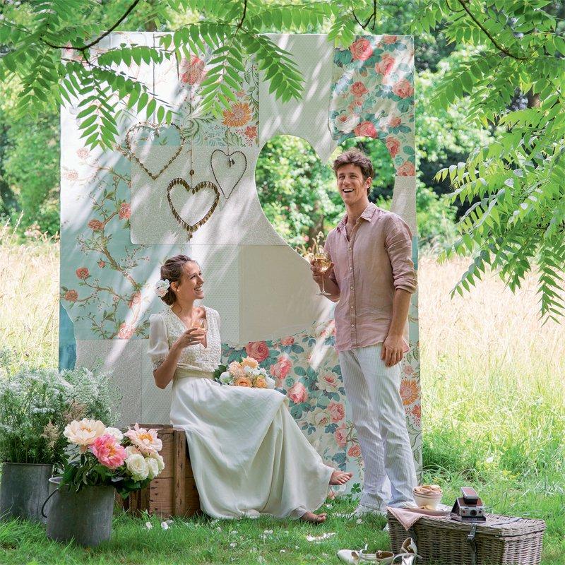 15 DIY Pour Un Mariage Champtre Marie Claire