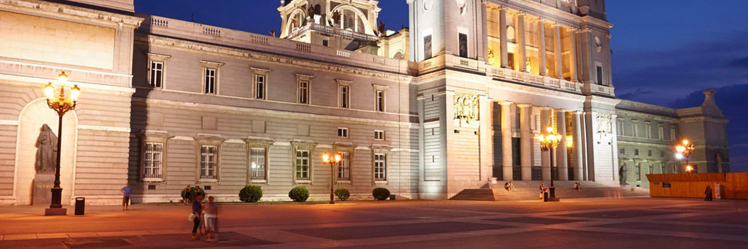 Top Hotels In Madrid Marriott