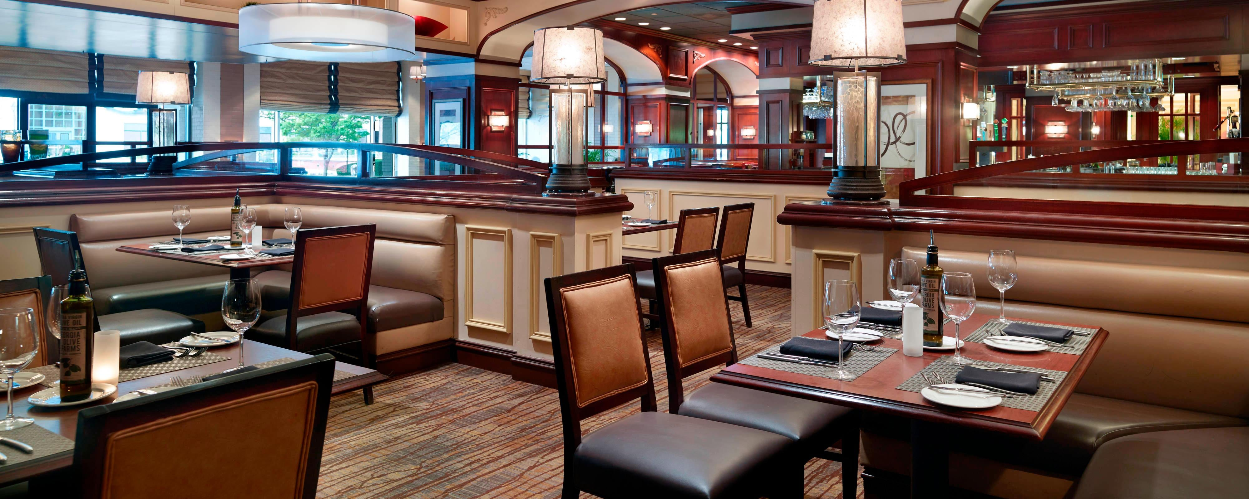 Augusta Italian Restaurants Augusta Marriott At The Convention Center