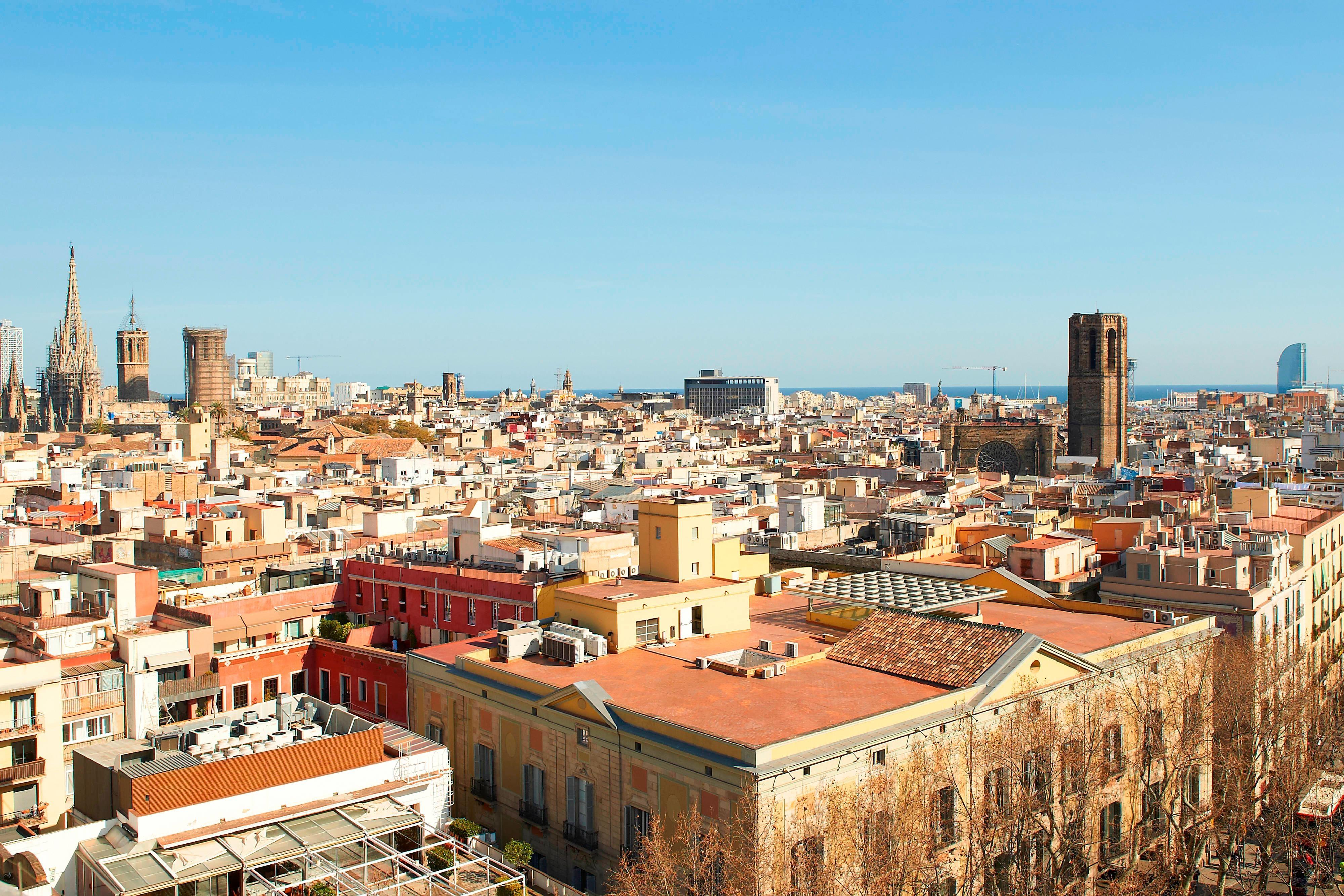 Hotel Barcelona Le Ridien Amenities