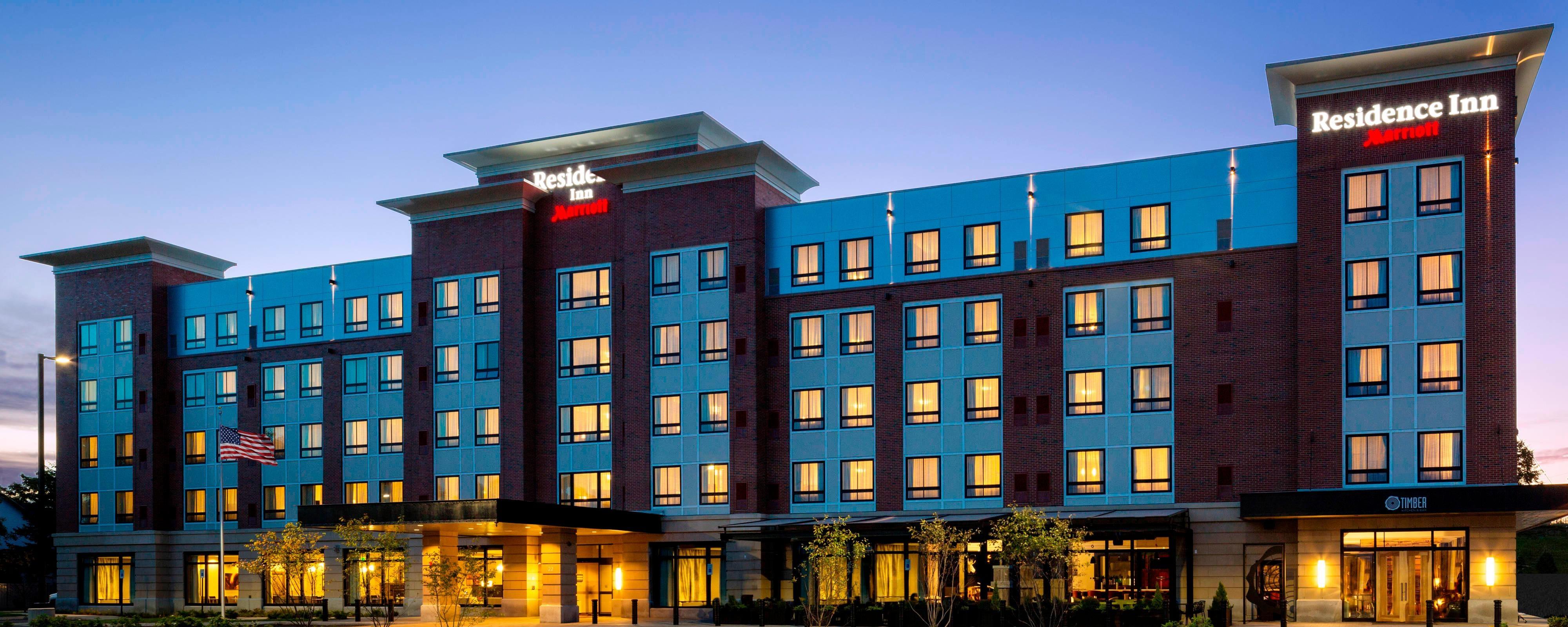 Bangor Hotels Downtown Bangor Me Hotels Residence Inn