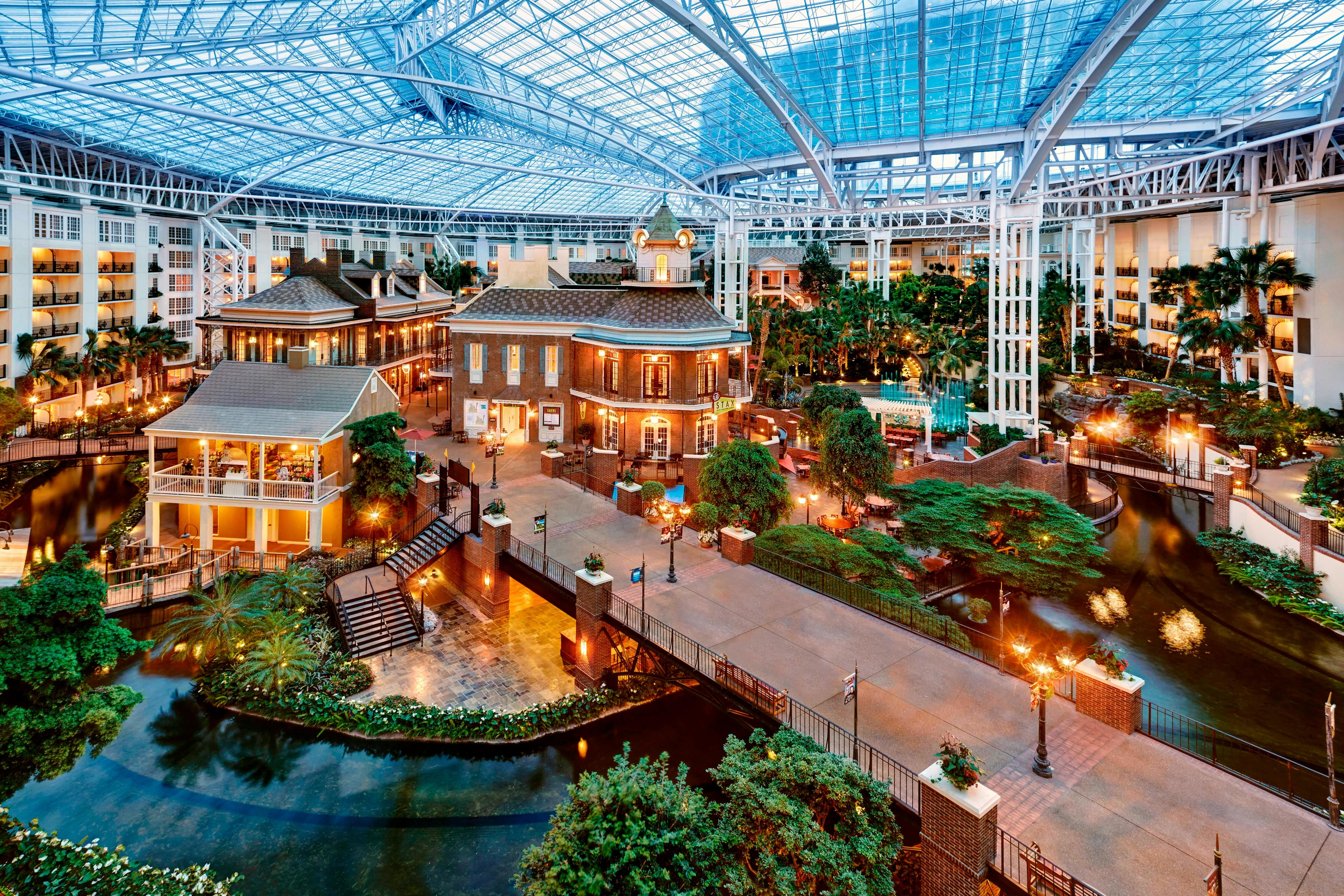 Nashville Hoteles Gaylord Opryland Resort & Convention