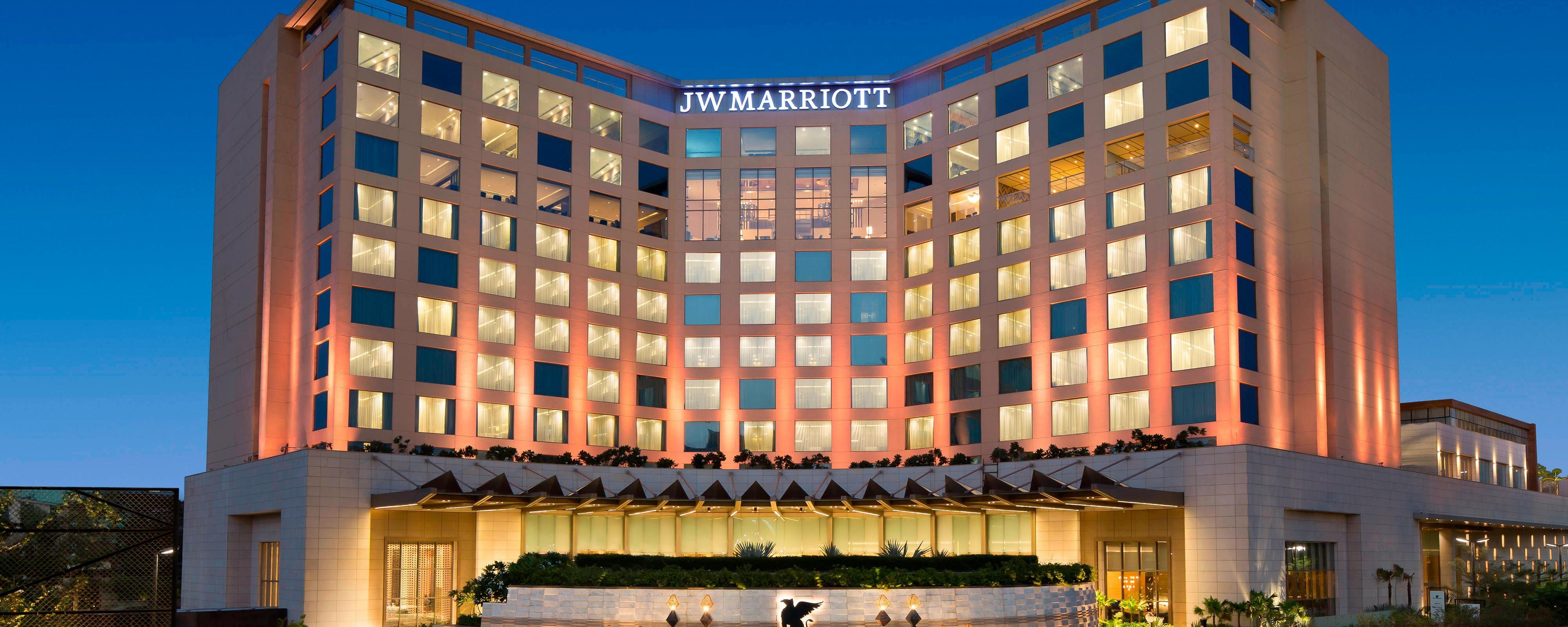 Andheri Mumbai Airport Hotel Accommodations JW Marriott