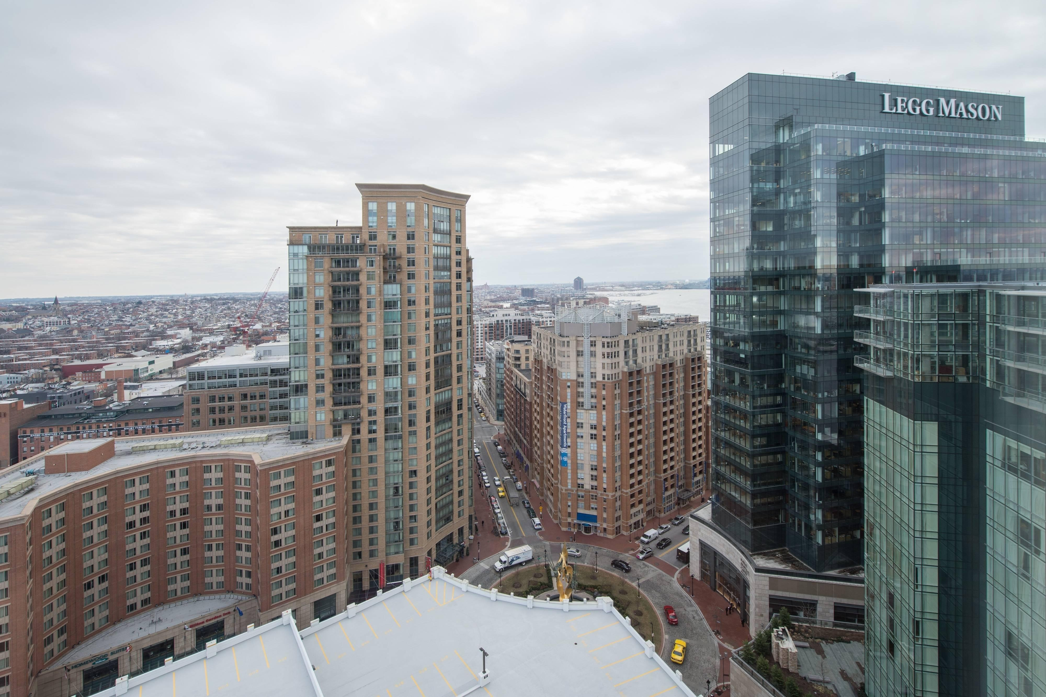 Waterfront Hotels In Baltimore Md Marriott