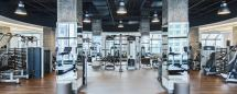 Chicago Hotel Gyms Marriott Downtown Magnificent